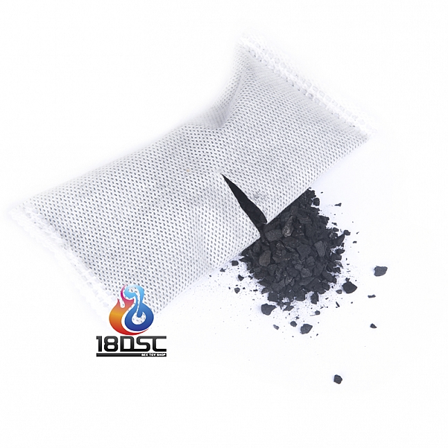 Dehumidifying and Deodorizing Bamboo Charcoal Bag 20g