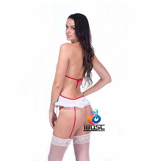La CoCo Sexy Nurse Costume
