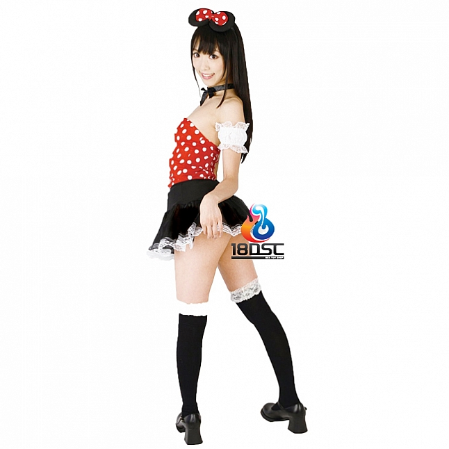 A-One Costume Love Mickey Mouse Costume