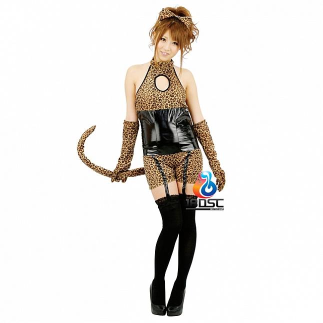 A-One Costume Love Leopard Cutie Costume
