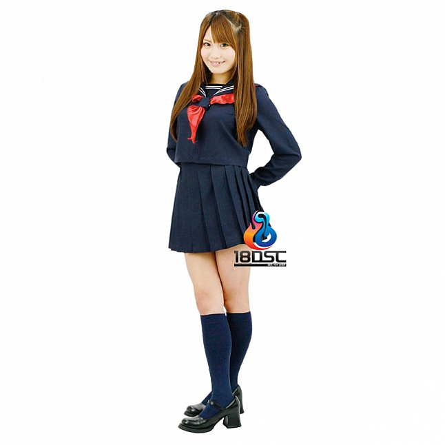 A-One Costume Love Winter School Uniform Set