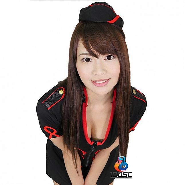 A-One Costume Love Sexy Air Hostess Uniform Set