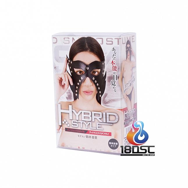 Hybrid Style - Butterfly SM Eye Patch