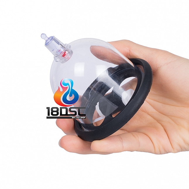 A-One - Excite DX Nipple Suction Cup Vibrator