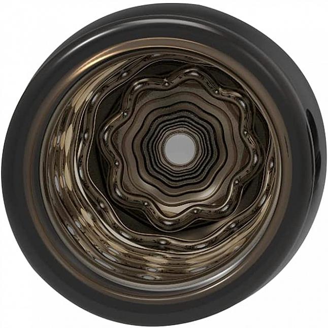 A-One - Black Lock Remote Urethral Vibrator
