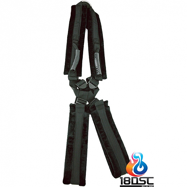 A-One - Elock Bondage Body-Interlock Couples Harness