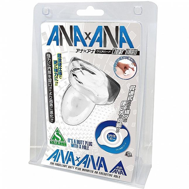 A-One - ANA X ANA Butt Plug S