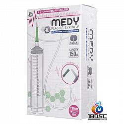 A-One - MEDY 針筒注射器連膠管 150ml
