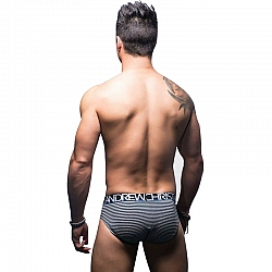 Andrew Christian Limited Edition Almost Naked Cotton Brief 男士內褲