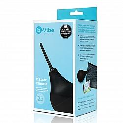 b-Vibe - 後庭清洗浣腸器 224ml