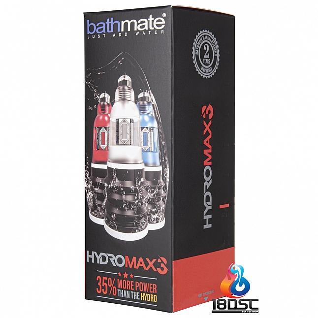 Bathmate - Hydromax 3 Penis Pump