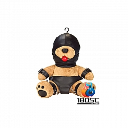 Bondage Bearz Gary Gag Ball 泰迪熊