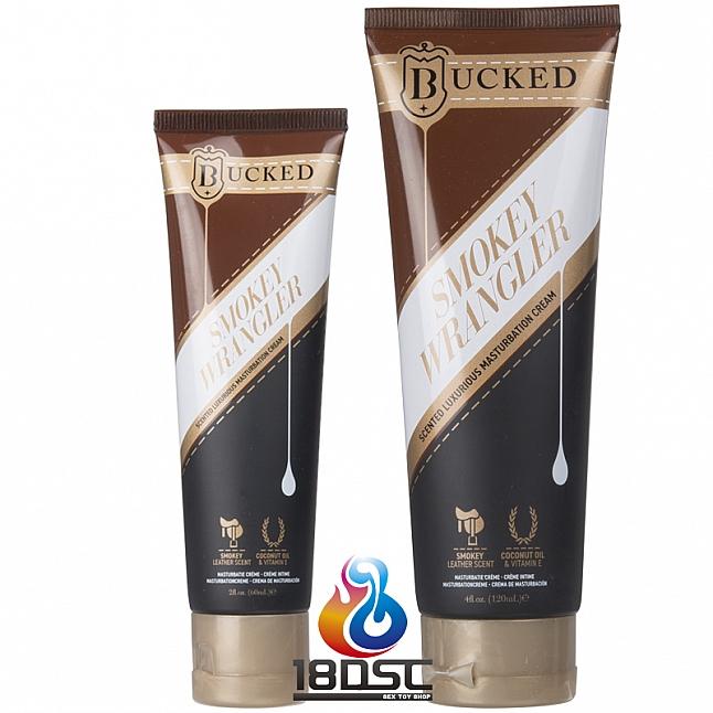 Bucked - Smokey Wrangler Masturbation Cream