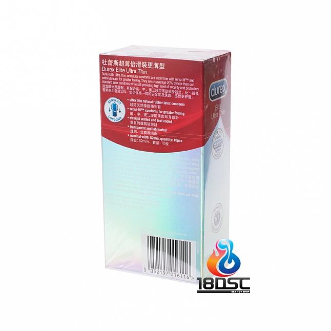 Durex - Elite Ultra Thin (HK Edition) 10 Pcs
