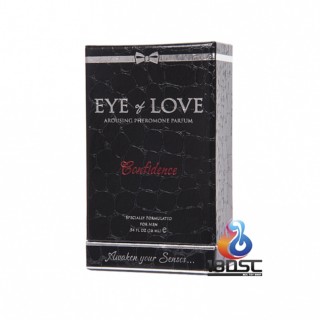 Eye of Love Confidence Pheromone Perfume