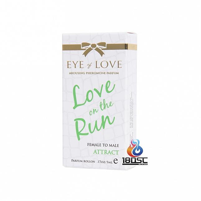 Eye of Love Attract Pheromone Perfume 5ml