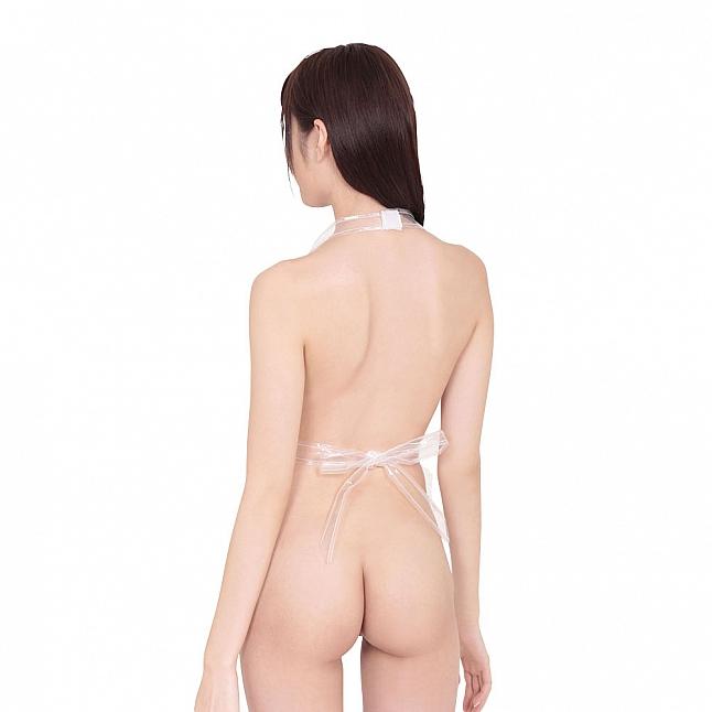 EROX Sexy Transparent Apron