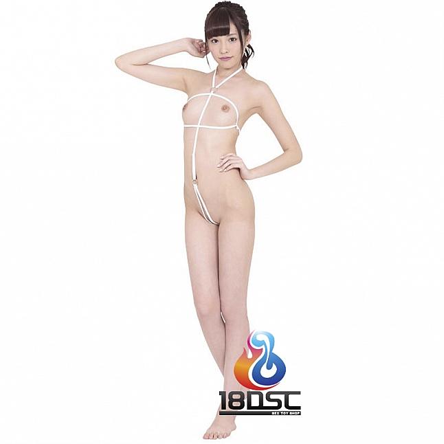 EROX - Sexy White Teddy SM dressing