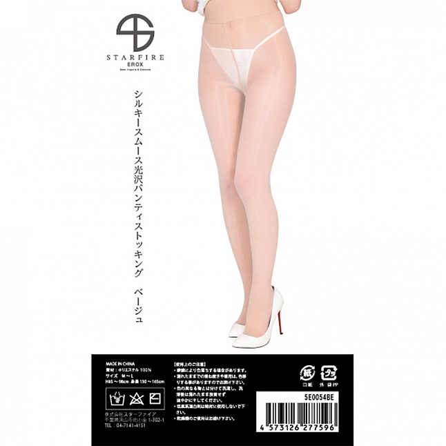 EROX- Oil Shiny Pantyhose