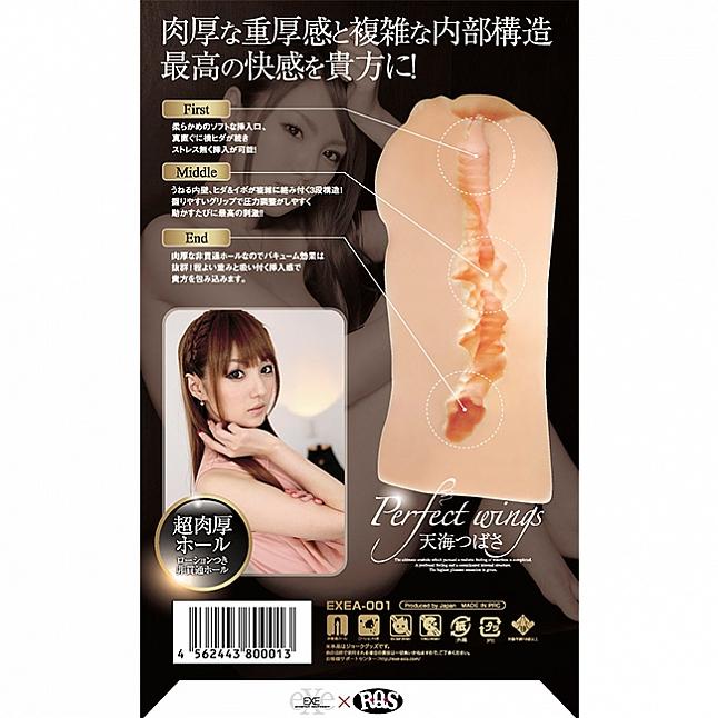 EXE - Perfect Wing Amami Tsubasa Meiki