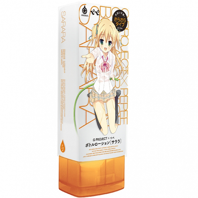 EXE - G Project x Pepee Bottle Lotion Sarara - 220ml