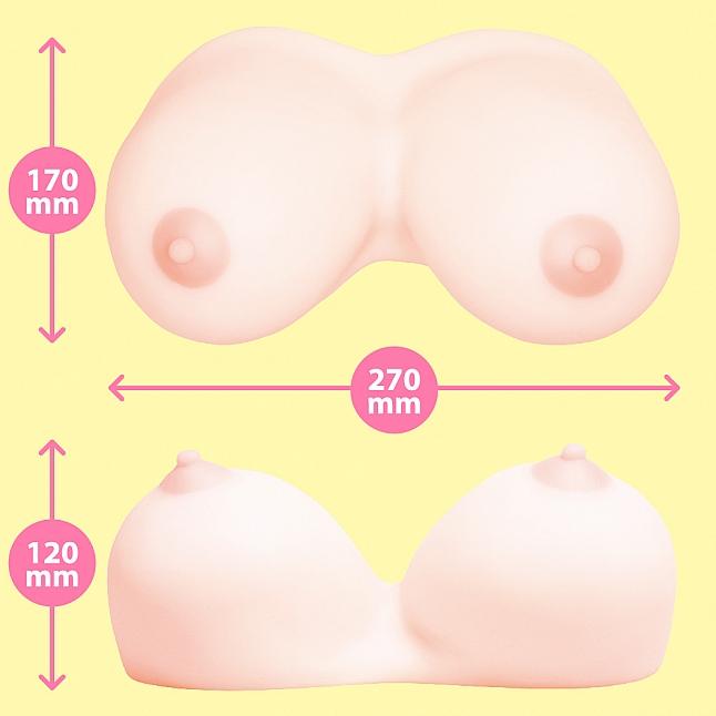 EXE - Fuwa Toro Oppai 2000 J Cup Breasts