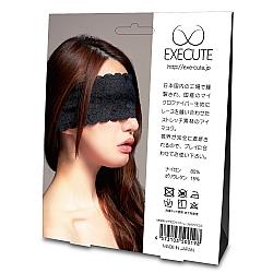 EXE CUTE - MK008 舒適蕾絲眼罩