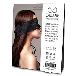EXE CUTE - MK009 蕾絲眼罩