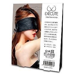 EXE CUTE - MK010 斑馬圖紋眼罩