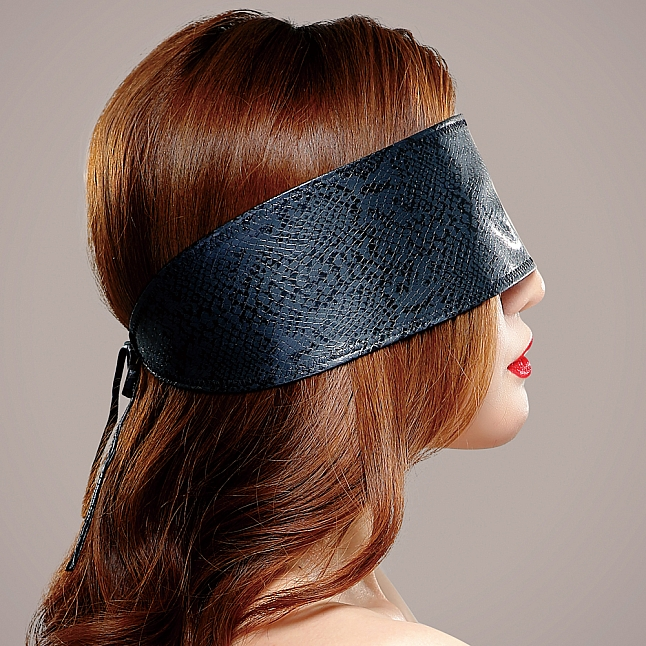 EXE CUTE - MK011 Python Pattern Eye Mask