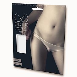 EXE CUTE - 雙層袋子震蛋專用小內褲