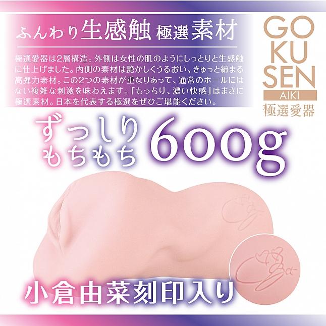 Enjoy Toys - Gokusen Aiki Ogura Yuna Meiki