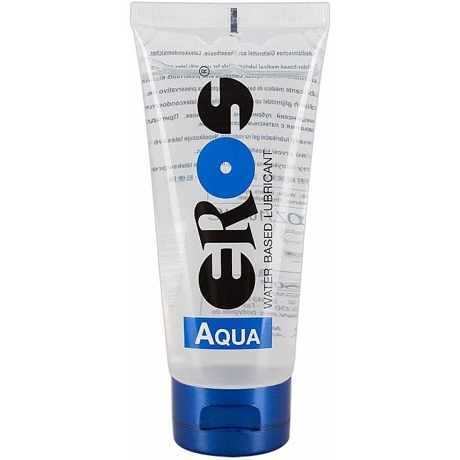 EROS - AQUA Water Based Lubricant 100ml