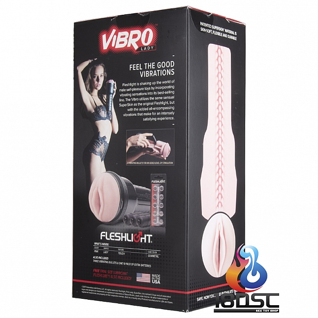 Fleshlight - Vibro® Pink Lady Touch