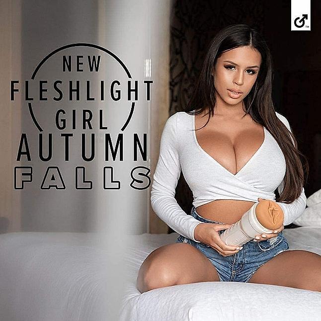 Fleshlight Girls - Autumn Falls 飛機杯