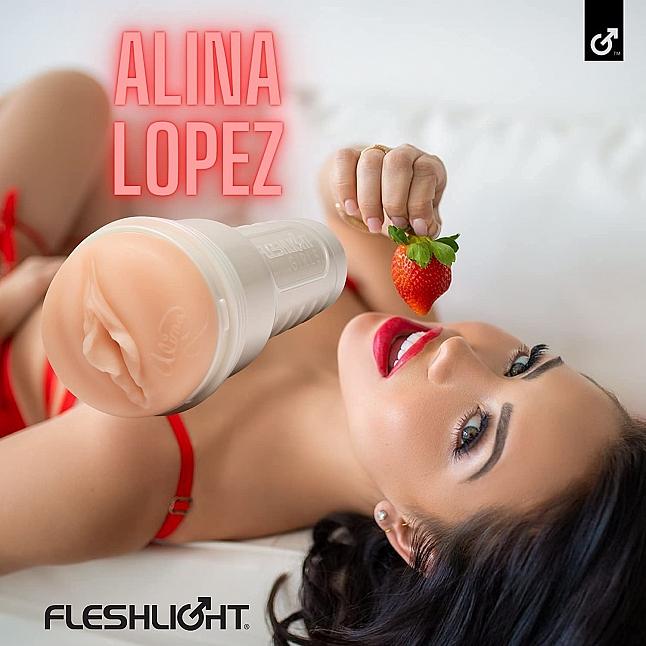 Fleshlight Girls - Alina Lopez