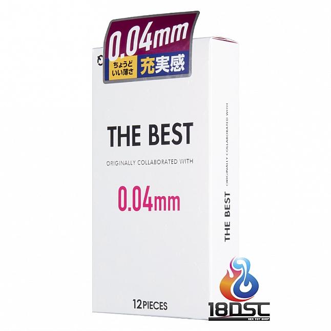 Fuji Latex - The Best Premium 0.04 (Japan Edition)
