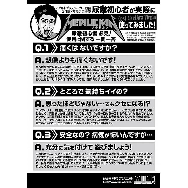 Fuji World - METALICKAN Ball