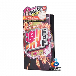 JEX 激凸點 - 熱感 (日本版)