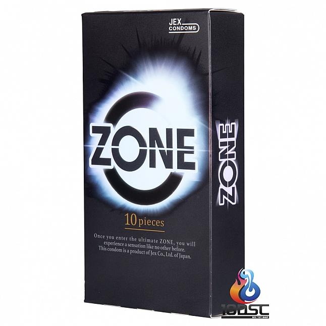 JEX - Zone (Japan Edition)