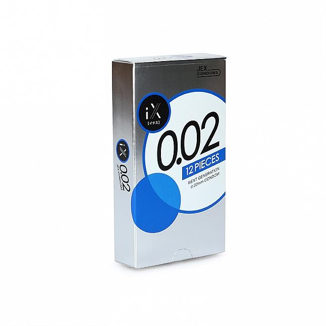JEX - iX 0.02 (Japan Edition)