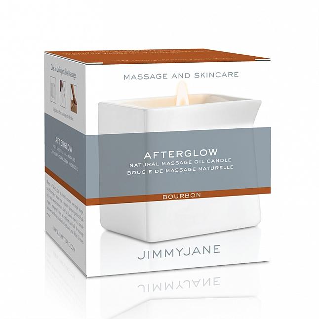 JIMMYJANE Afterglow 波本酒香味按摩蠟燭 127g