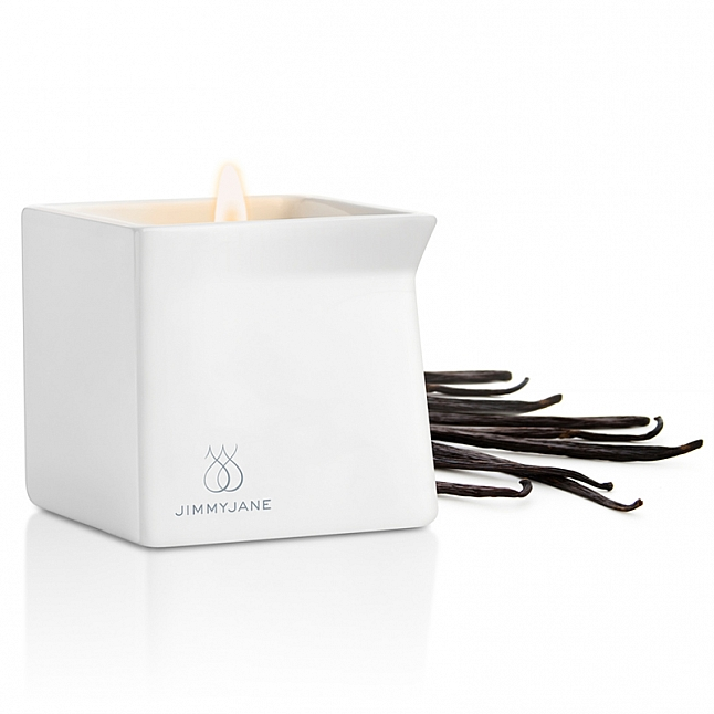 JIMMYJANE Afterglow Dark Vanilla Massage Candle 127g