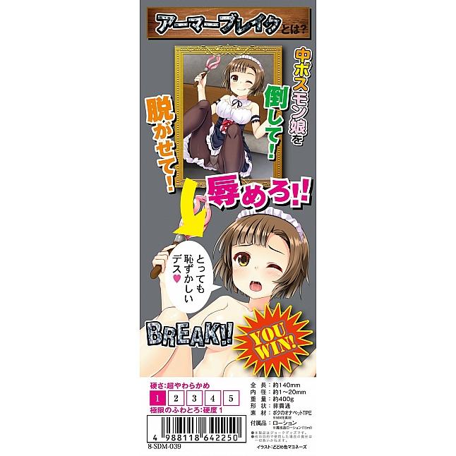 Kiteru - Ponkotsu Guardian LV3 Meiki