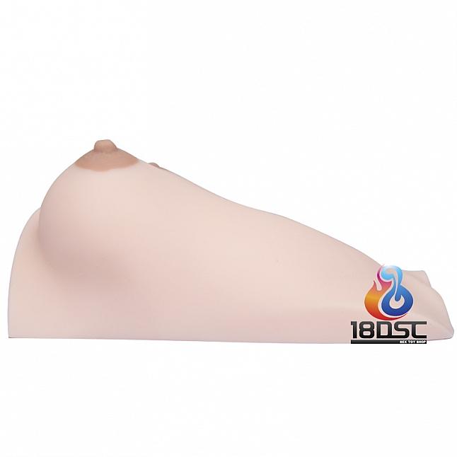 KMP - 3D 半身掃瞄 星美梨香 仿真乳房 (3Dスキャンしてみた 星美りかのおっぱい)