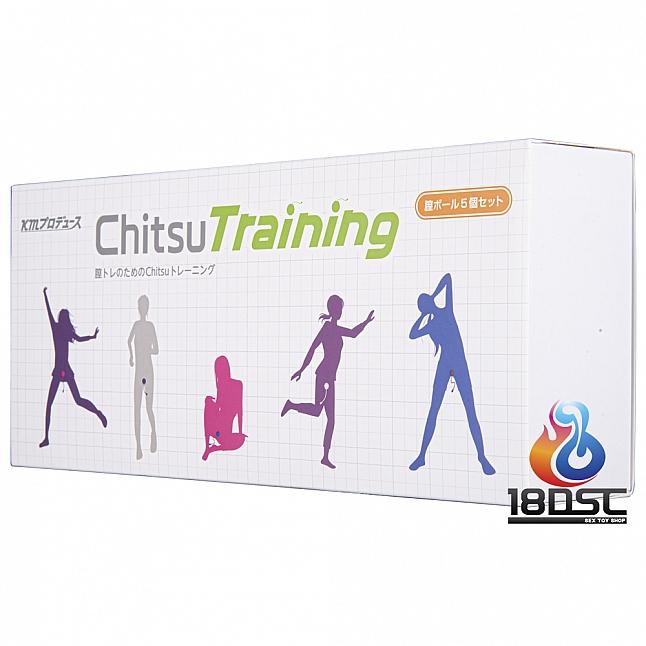 KMP - Chitsu Training 5 in1 Kegel Balls