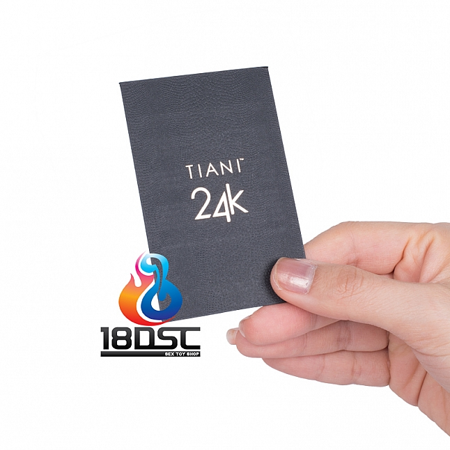 Lelo - Insignia Tiani™ 24K Couples Massager