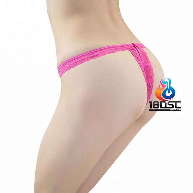 La CoCo Sexy Crotchless Lace Thong 44822