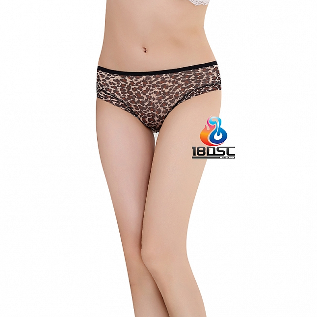 La CoCo Sexy Dotted Mesh Panty 44862