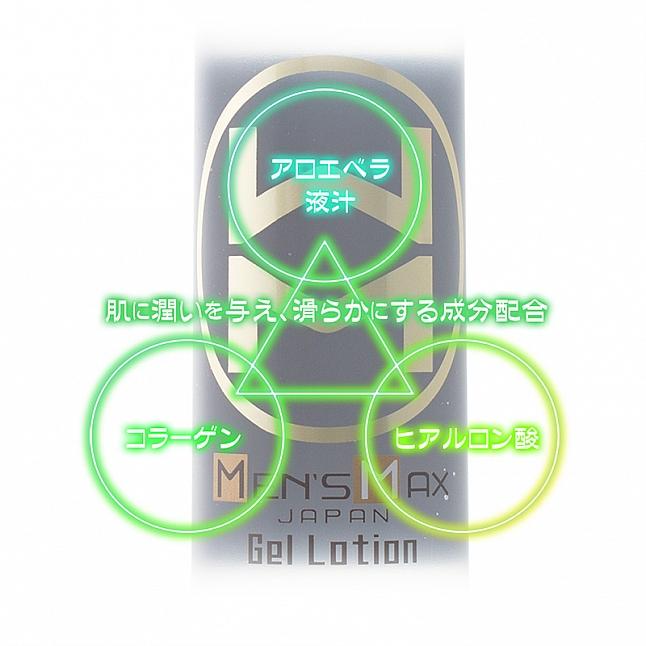 MEN'S MAX Gel Lotion 360ml